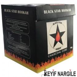 Black Star Hindistan Cevizi Kömürü 1 Kg
