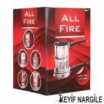All Fire Elektrikli Nargile Köz Yakma Makinesi