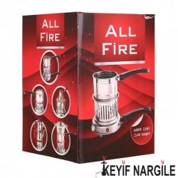 All Fire Elektrikli Nargile Köz Yakma Makinesi, Köz Ocağı