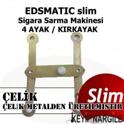 Eds Matic Slim Sigara Sarma Makinesi 4 Ayak Çelik