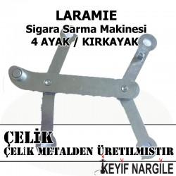 Laramie Sigara Sarma Makinesi 4 Ayak Çelik