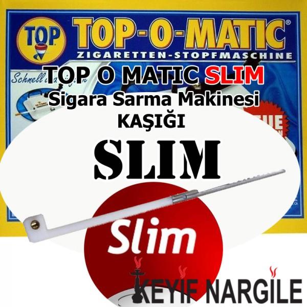 Top O Matic Slim Sigara Makinesi Yedek Kaşığı, Yedek Uç, Yedek Kürek