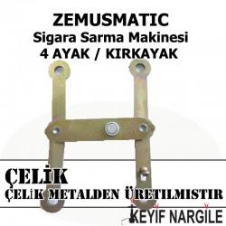 Zemus Matic Sigara Sarma Makinesi 4 Ayak Çelik