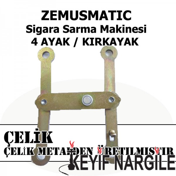 Zemus Matic 4 Ayak (Çelik) H-Link Assembly