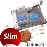 Fasfill Kollu Slim Sigara Sarma Makinesi