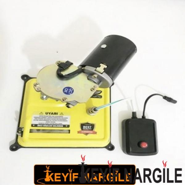 Eds Matic Elektrikli Tütün Dolum Makinesi