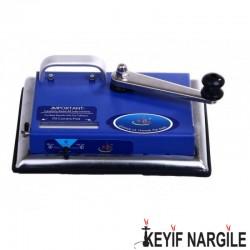 Fasfil Çelik Kollu Manuel Sigara Tütün Sarma Makinesi