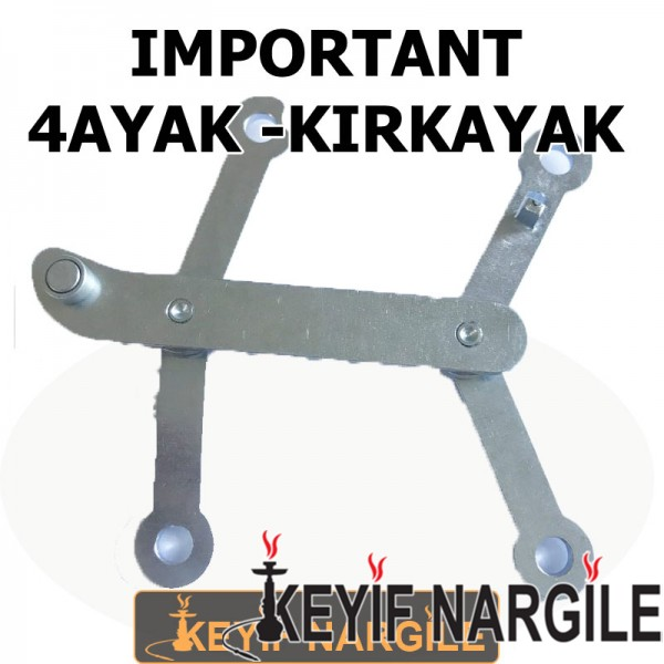 İmportant 4 Ayak H-Link Assembly