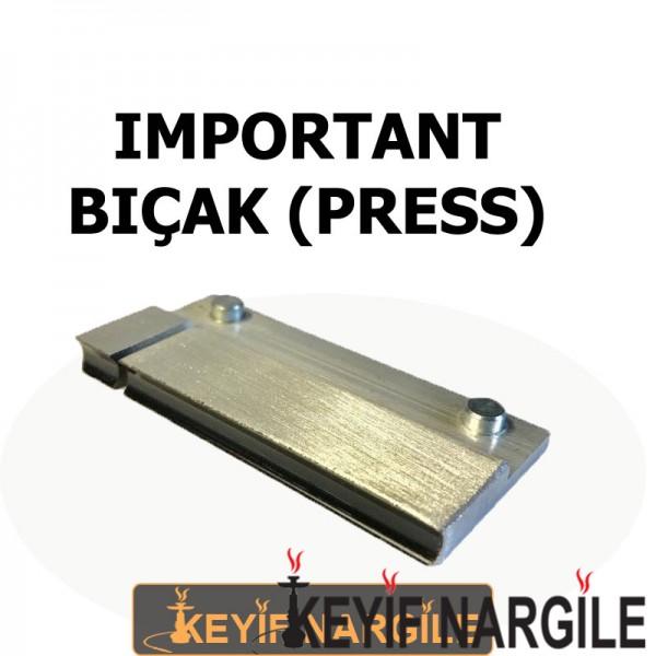 İmportant Tütün Dolum Makinesi Bıçağı (Pres)