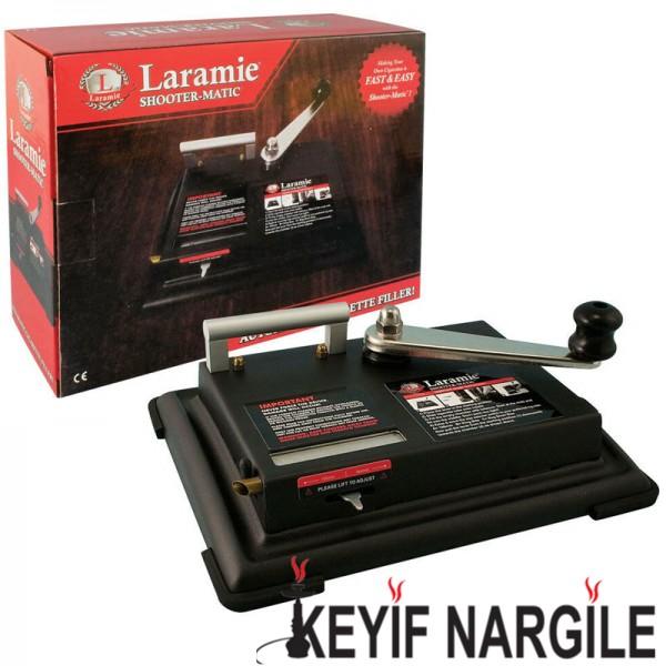 Laramie Çelik Kollu Tütün Dolum Makinesi