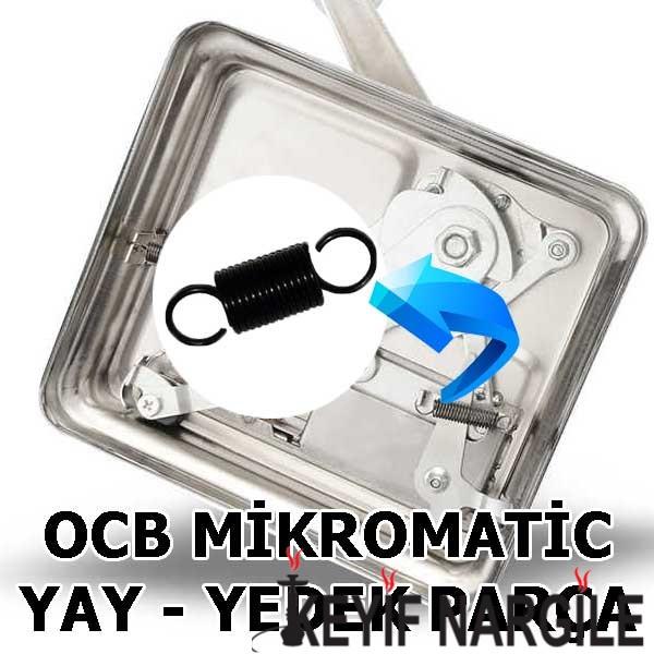 Micromatic Kısa Yay Yedek Parça