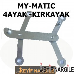 My-matic Sigara Sarma Makinesi 4 Ayak H-Link Assembly