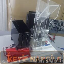 Otomatik Makaron Takma Aparatlı Sigara Sarma Makinesi