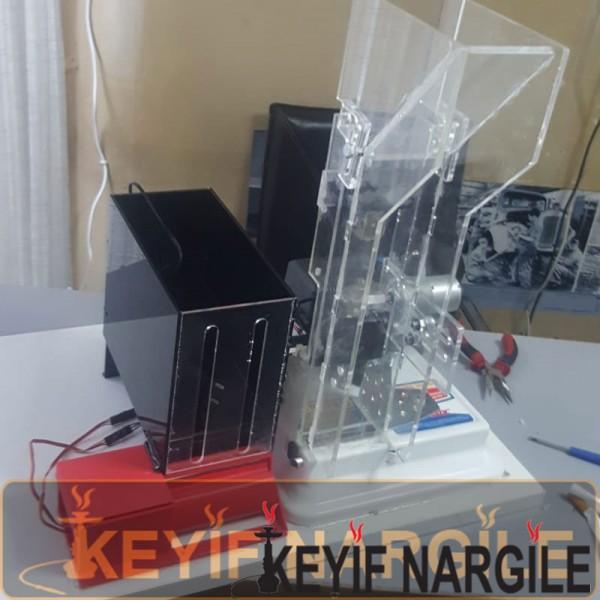 Otomatik Makaron Takma Aparatlı Makaron Dolum Makinesi