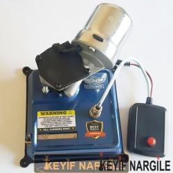 Zemus Matic Elektrikli Sigara Sarma Makinesi