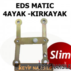 Zemus Matic Slim Sigara Sarma Makinesi 4 Ayak H-Link Assembly
