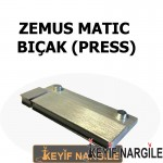 Zemusmatik Sigara Sarma Makinesi Bıçağı Pres